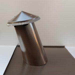 Krovna ventilacija - limarska galanterija doca