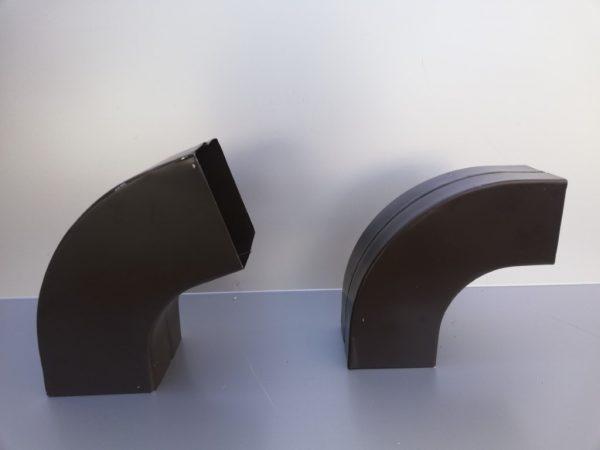 koljena limarska galanterija - građevinska limarija doca